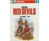 Szczegóły książki RED DEVILS - ARNHEM 1944