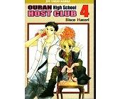 Szczegóły książki OURAN HIGH SCHOOL HOST CLUB - TOM 4