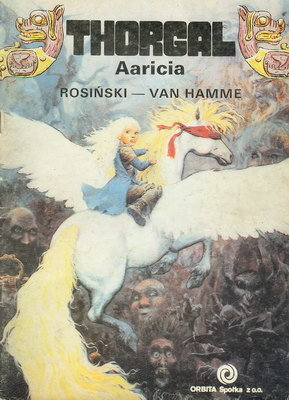 THORGAL - AARICIA (14)