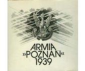 Szczegóły książki ARMIA POZNAŃ 1939