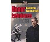Szczegóły książki HONOR ŻOŁNIERZA 1939