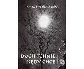 Szczegóły książki DUCH TCHNIE KĘDY CHCE...
