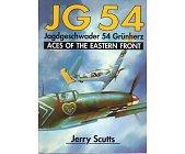 "Szczegóły książki JG 54. JAGDGESCHWADER 54 ""GRUNHERZ"": ACES OF THE EASTERN FRONT"