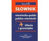 Szczegóły książki SŁOWNIK NIEMIECKO - POLSKI, POLSKO - NIEMIECKI