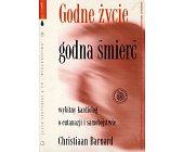 Szczegóły książki GODNE ŻYCIE GODNA ŚMIERĆ