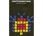 Szczegóły książki HAFCIARSTWO
