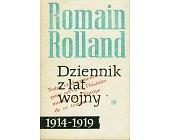 Szczegóły książki DZIENNIK Z LAT WOJNY 1914 - 1919