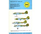 Szczegóły książki SAMOLOT BOMBOWY SB-2