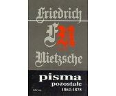 Szczegóły książki PISMA POZOSTAŁE 1862-1875