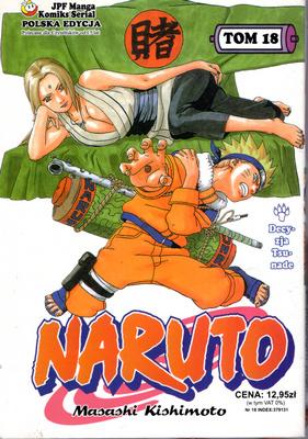 NARUTO - TOM 18