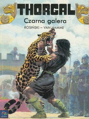 THORGAL - CZARNA GALERA (4)
