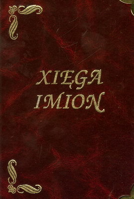 XIĘGA IMION