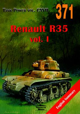 RENAULT R35 VOL.I. TANK POWER VOL. CXVII