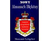 Szczegóły książki NOWY ALMANACH BŁĘKITNY