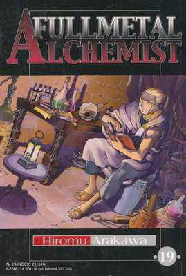 FULLMETAL ALCHEMIST - TOM 19
