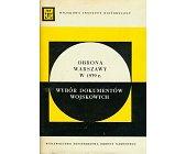 Szczegóły książki OBRONA WARSZAWY W 1939 ROKU
