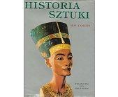 Szczegóły książki HISTORIA SZTUKI