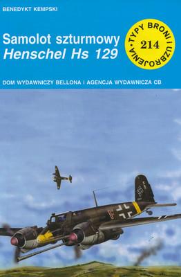 SAMOLOT SZTURMOWY HENSCHEL HS 129 (214)