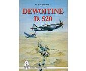 Szczegóły książki DEWOITINE D.520