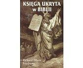 Szczegóły książki KSIĘGA UKRYTA W BIBLII