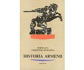 Szczegóły książki HISTORIA ARMENII