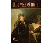Szczegóły książki KLIO VITAE ET INVIA