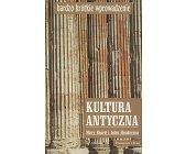 Szczegóły książki KULTURA ANTYCZNA