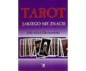 Szczegóły książki TAROT JAKIEGO NIE ZNACIE