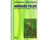 Szczegóły książki AWIFAUNA POLSKI - 2 TOMY