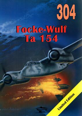 FOCKE-WULF TA 154 (304)