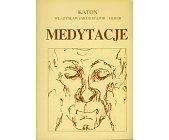 Szczegóły książki MEDYTACJE
