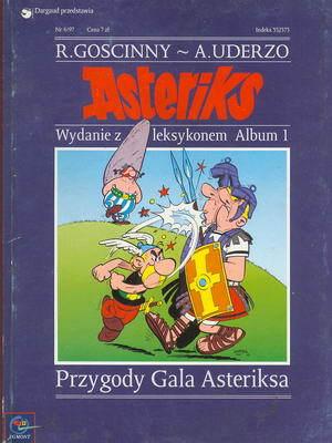 ASTERIKS - PRZYGODY GALA ASTERIKSA