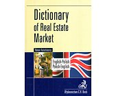 Szczegóły książki DICTIONARY OF REAL ESTATE MARKET: ENGLISH-POLISH, POLISH-ENGLISH