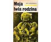 Szczegóły książki MOJA LWIA RODZINA - 2 TOMY
