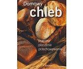 Szczegóły książki CHLEB DOMOWY
