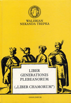 LIBER GENERATIONIS PLEBEANORUM