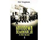 Szczegóły książki NARODOWA DEMOKRACJA A ŻYDZI 1918-1929