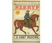 Szczegóły książki SZERYF Z FORT BENTON