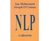 Szczegóły książki NLP I ZDROWIE