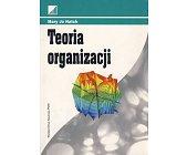 Szczegóły książki TEORIA ORGANIZACJI