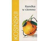Szczegóły książki RANDKA W CIEMNO