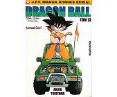 Szczegóły książki DRAGON BALL - TOM 13 - KONTRATAK GOKU?