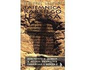 Szczegóły książki TAJEMNICA RABBIEGO JEZUSA