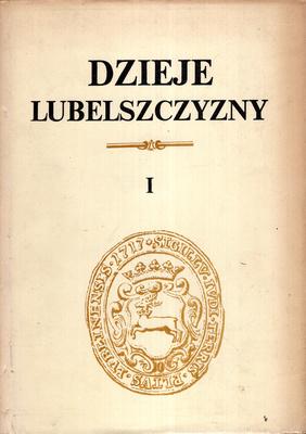 DZIEJE LUBELSZCZYZNY - 2 TOMY