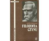 Szczegóły książki FILOZOFIA CZYNU