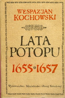 LATA POTOPU 1655 - 1657