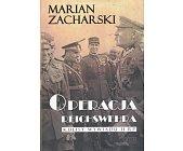Szczegóły książki OPERACJA REICHSWEHRA