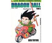 Szczegóły książki DRAGON BALL - TOM 5 - WIEŻA MUSKUŁÓW