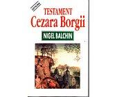 Szczegóły książki TESTAMENT CEZARA BORGII