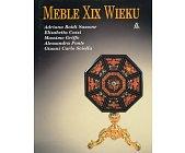 Szczegóły książki MEBLE XIX WIEKU